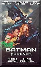 Buy VHS - Batman Forever (1995) *Nicole Kidman / Val Kilmer / Tommy Lee Jones*