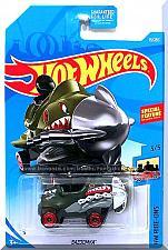 Buy Hot Wheels - Bazoomka: HW Ride-Ons #3/5 - #15/250 (2019) *Green / Treasure Hunt*