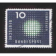 Buy German Used Scott #770 Catalog Value $.45