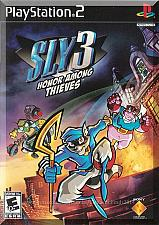 Buy PS2 - Sly 3: Honor Among Thieves (2005) *Complete w/Case & Instruction Booklet*