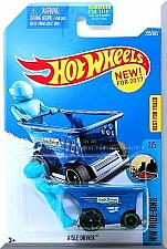 Buy Hot Wheels - Aisle Driver: HW Ride-Ons #2/5 - #235/365 (2017) *Blue Edition*