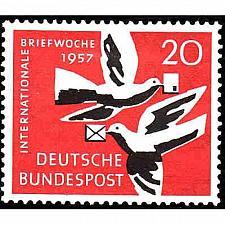 Buy German Hinged Scott #775 Catalog Value $.80