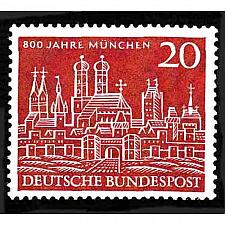 Buy German MNH Scott #785 Catalog Value $.50