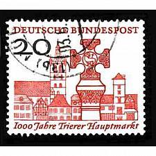 Buy German Used Scott #786 Catalog Value $.40