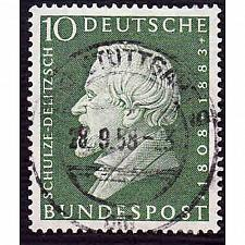 Buy German Used Scott #789 Catalog Value $.40