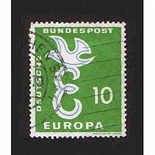 Buy German Used Scott #790 Catalog Value $.25