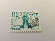 Buy France Zodiac precanc. 2.00 mnh 1978