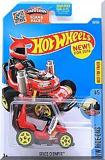 Buy Hot Wheels - Grass Chomper: HW Ride-Ons #4/5 - #69-250 (2016) *Red Edition*