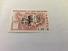 Buy France St Barthelemy mnh 1978