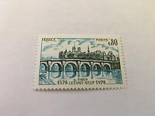 Buy France Pont Neuf Paris mnh 1978
