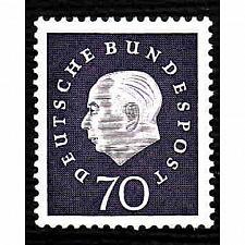 Buy German Hinged Scott #797 Catalog Value $3.75