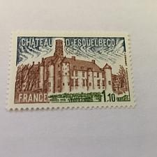 Buy France Esquelbecq castle 1978 mnh