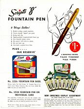 Buy - Pen & Ink Related - 1880s - 1950 - About 22 Item