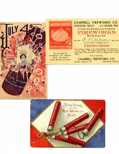 Buy Fireworks Related - 1870s -