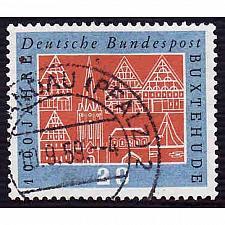 Buy German Used Scott #801 Catalog Value $.40