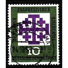 Buy German Used Scott #803 Catalog Value $.30