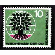 Buy German MNH Scott #807 Catalog Value $.25