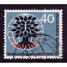 Buy German Used Scott #808 Catalog Value $2.25