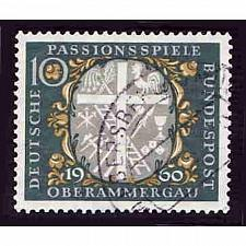 Buy German Used Scott #810 Catalog Value $.30