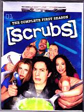 Buy Scrubs - Complete 1st Season DVD 2005, 3-Disc Set - Very Good