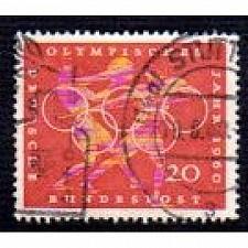 Buy German Used Scott #815 Catalog Value $.25