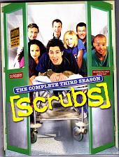 Buy Scrubs - Complete 3rd Season DVD 2006, 3-Disc Set - Very Good