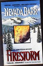 Buy Firestorm (Anna Pigeon) by Nevada Barr 1997 Paperback Book - Very Good