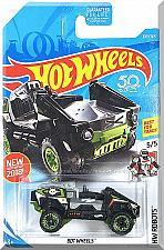 Buy Hot Wheels - Bot Wheels: HW Robots #5/5 - #333/365 (2018) *Black Edition*