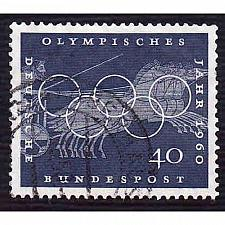 Buy German Used Scott #816 Catalog Value $1.25