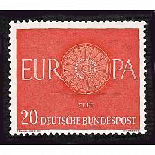 Buy German MNH Scott #819 Catalog Value $.75