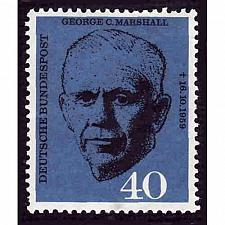 Buy German MNH Scott #821 Catalog Value $2.75