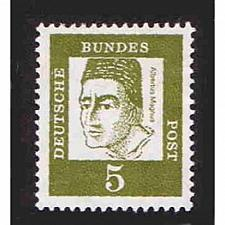 Buy German MNH Scott #824 Catalog Value $.25
