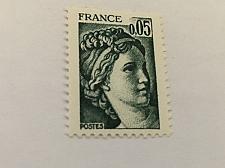 Buy France Definitive Sabine 0.05 mnh 1978