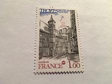 Buy France Troyes philatelists congress mnh 1978