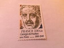 Buy France Famous G. Bernanos writer mnh 1978