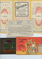 Buy Dental-Related - From 1920s - 1960 - 25 Items
