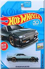 Buy Hot Wheels - '82 Nissan Skyline R30: '18 Factory Fresh #10/10 - #169/365 *Gray*