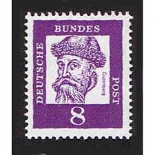 Buy German Hinged Scott #826 Catalog Value $.25