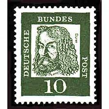 Buy German MNH Scott #827 Catalog Value $.25