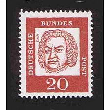 Buy German MNH Scott #829 Catalog Value $.25