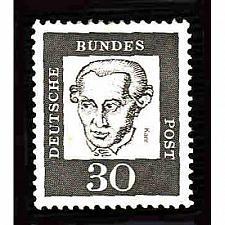 Buy German Hinged Scott #831 Catalog Value $.25