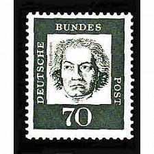 Buy German Hinged Scott #835 Catalog Value $.25