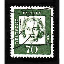Buy German Used Scott #835a Catalog Value $.25