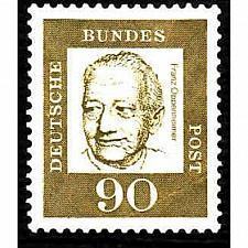 Buy German MNH Scott #837 Catalog Value $.35