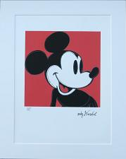 Buy Andy Warhol Myths Mickey Mouse limited edition portfolio