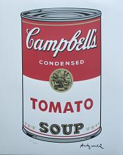 Buy Andy Warhol Campbell's Soup TOMATO signed numbered print