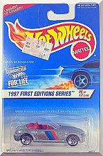 Buy Hot Wheels - BMW M Roadster: 1997 First Editions Series #6/12 - Collector #518