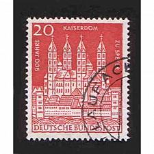 Buy German Used Scott #843 Catalog Value $.45