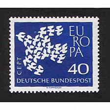 Buy German MNH Scott #845 Catalog Value $.35