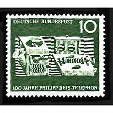 Buy German MNH Scott #846 Catalog Value $.30